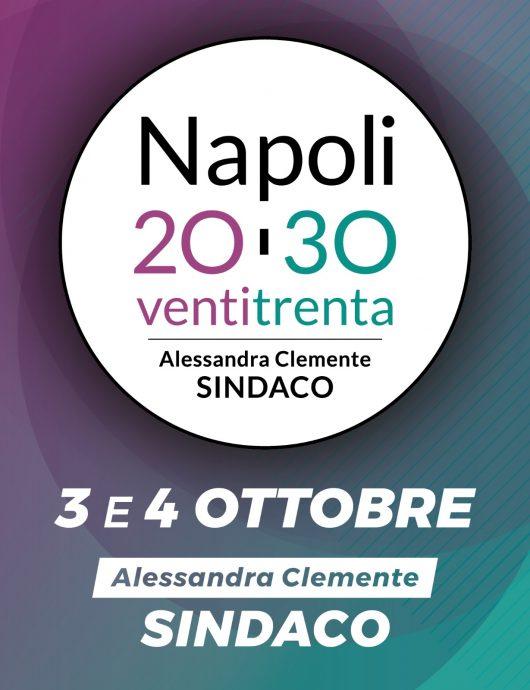 Vincenzo Caruso Napoli Elezioni 2021 (2)