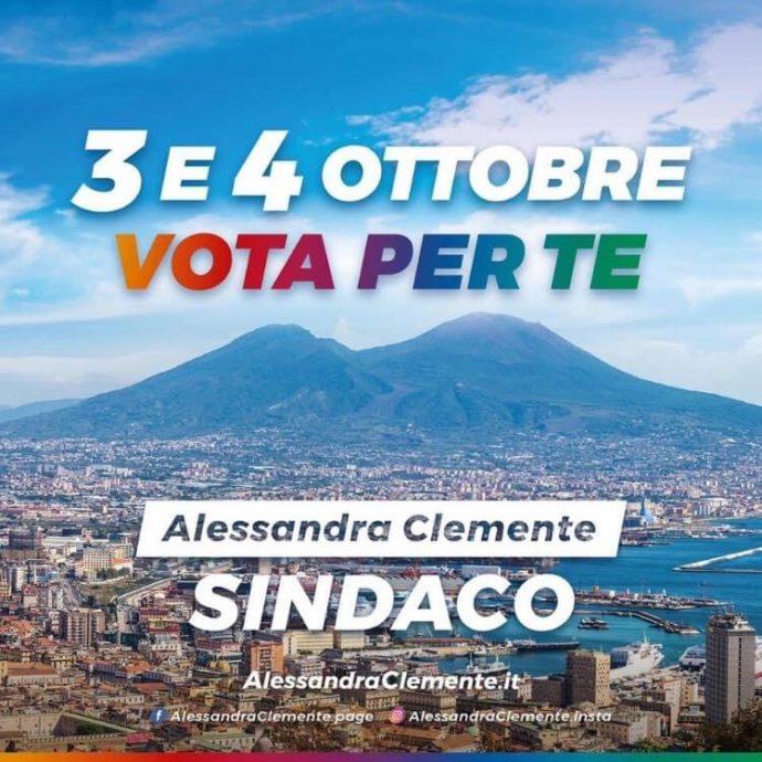 Vincenzo Caruso Napoli Elezioni 2021